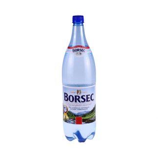 Borsec – Apă minerală carbogazoasă 1,5 L