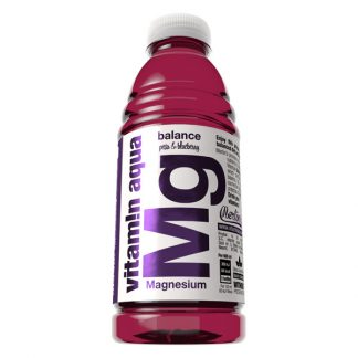 Vitamin Aqua Mg Pear & Blueberry