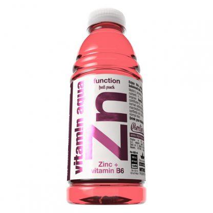 Vitamin Aqua Zn + B6 Fruit Punch