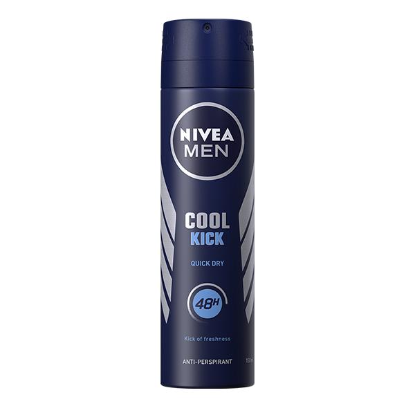 Nivea - Deo Men Cool Kick 150 ml.