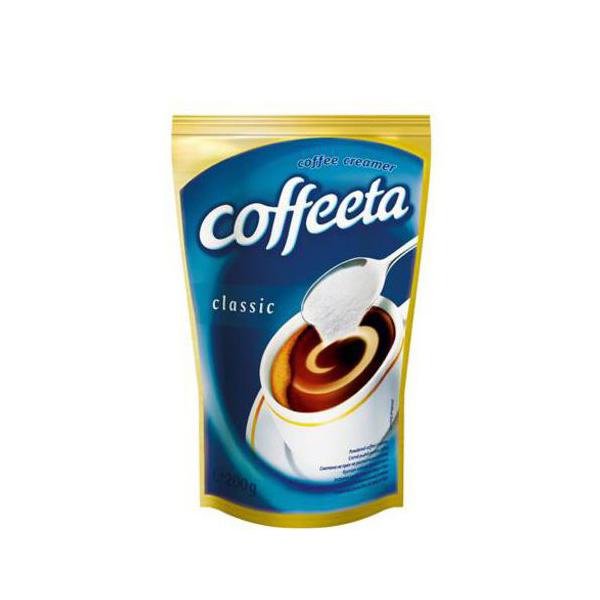 Coffeeta - Pudră pentru cafea Classic 200 gr.