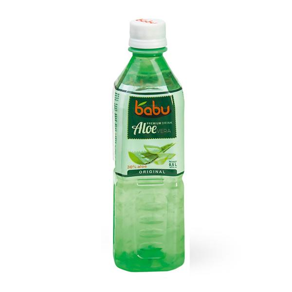 Babu - Aloe Vera Premium 0,5 l.