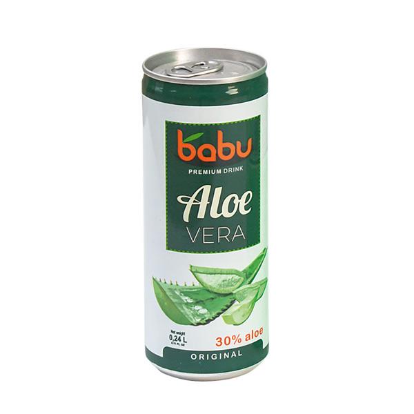 Babu - Aloe Vera Premium doză 240 ml.
