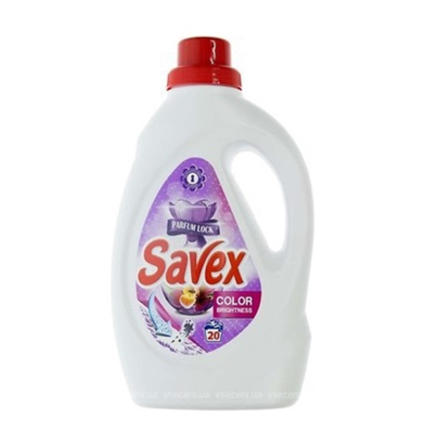 Savex - Detergent lichid Color Brightness 1,1 L