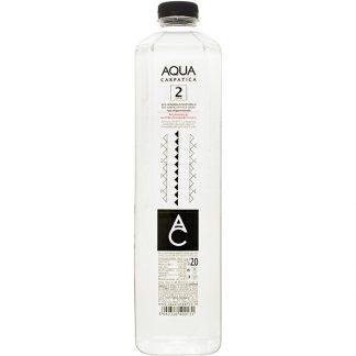 Aqua Carpatica – Apă minerală naturală plată 2L