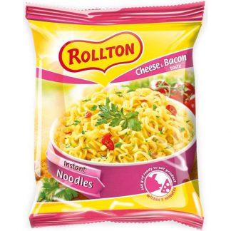 Rollton – Supă instant cu gust de șuncă și cașcaval