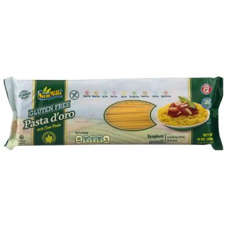 Sam Mills – spaghete din porumb Pasta D'Oro 500 gr.